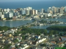 Guarapari - ES - Foto aérea de Guarapari